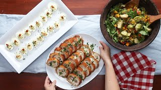 4 Recipes for a Tasty Dinner Party by Tasty