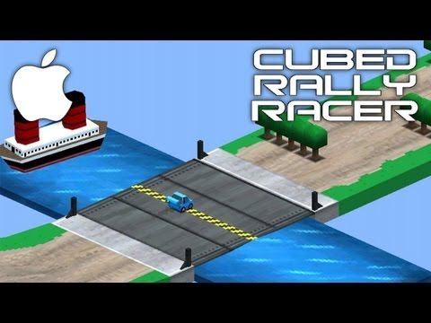 iPhone Impressions: Cubed Rally Racer (видео)
