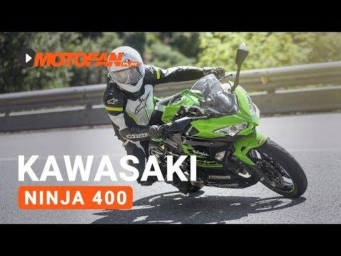 Vídeos de la Kawasaki Ninja 400