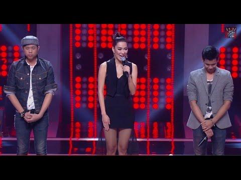 thevoice - The Voice Thailand Season 3 รอบ Battle Round วันที่ 19 Oct 2014 ฟาร์ม - ปณิธาน ธารชัย VS โอม - นวพล โอดสมจิตต์...