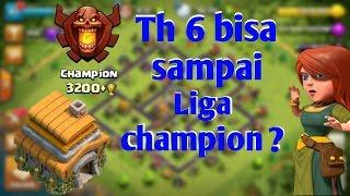 akun unik | th 6 bisa sampai champion ?