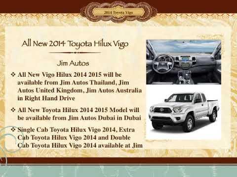 Toyota hilux 2014 model фотография