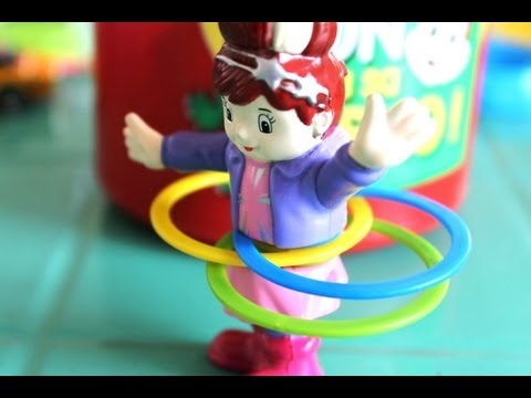 Jollibee Toy Twirlie Hula Hoop | Collectible Kids' Toys