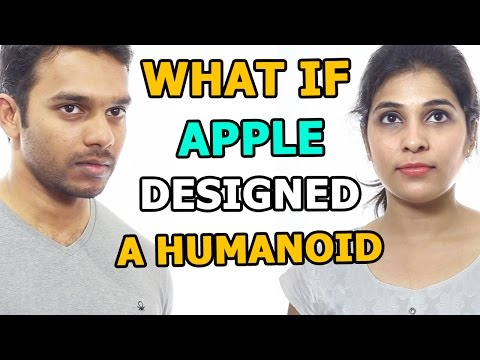 What If Apple Designed Humanoid Robots For Indians? | Telugu Comedy Short Film | Rod Factory