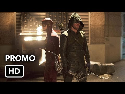 the flash vs arrow trailer ( sub ita )
