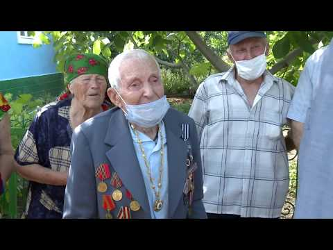 Игорь Додон вручил Орден Республики ветерану Василию Танасейчуку