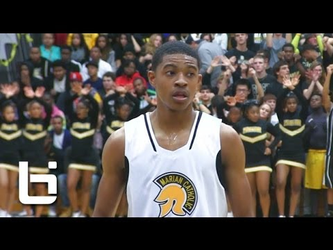 5'9 - 5'9 point guard Tyler Ulis' senior year is off to a magical start. Ulis committed to play for Coach Calipari and the Kentucky Wildcats. Now he's leading his ...