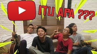 Video YOUTUBE ITU APA ? feat. ARIEF MUHAMMAD & GOEN ROCK MP3, 3GP, MP4, WEBM, AVI, FLV Mei 2017