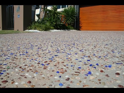 Recycled Crushed Glass For Concrete