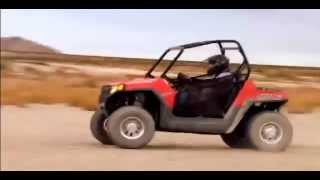 7. Polaris ATV - RZR S 800