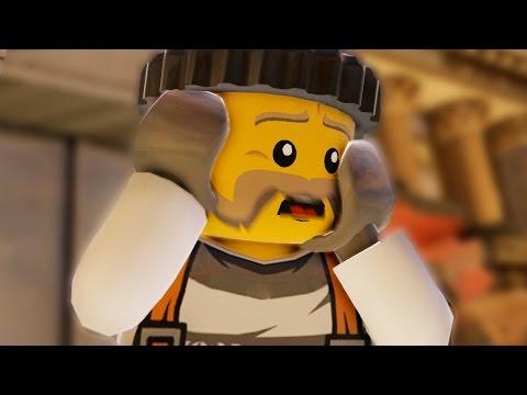 LEGO City Undercover - ОГРАБЛЕНИЕ БАНКА ЛЕГО! #7 (видео)