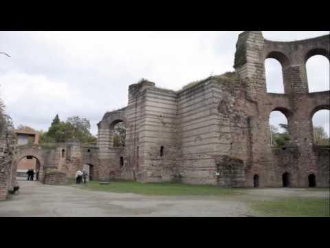 treviri, la più antica città tedesca