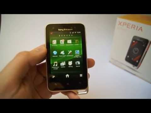 Sony Ericsson Xperia active - hands-on