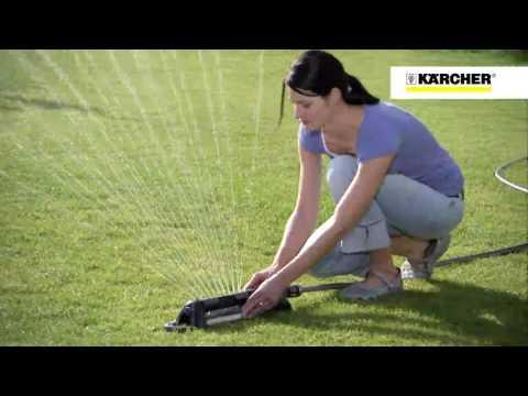 Karcher Oscillating Sprinkler OS 3.220 & OS 5.320 SV - TheWwarehouse
