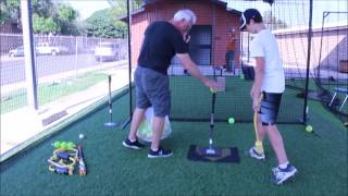 Switch Hitting with Marty