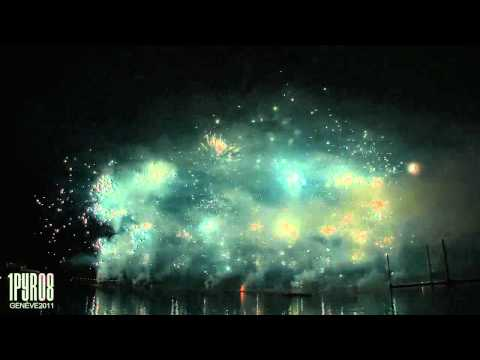 | HD | Best of Ftes de Genve 2011 fireworks / feu d&#8217;artifice