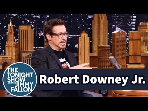 Robert Downey Jr Discusses the Amazing Effects Used in Captain America Civil