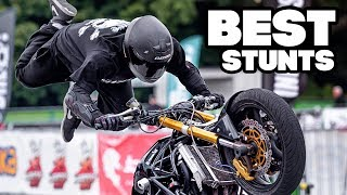 Video Best Stunts Compilation - Stunters Battle 2017 MP3, 3GP, MP4, WEBM, AVI, FLV Juli 2019