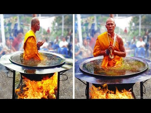 This Why No One Can Beat Shaolin Monks