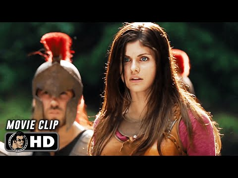 "PERCY JACKSON & THE OLYMPIANS: THE LIGHTNING THIEF Clip - ""Water Will Give You Power"" (2010)"