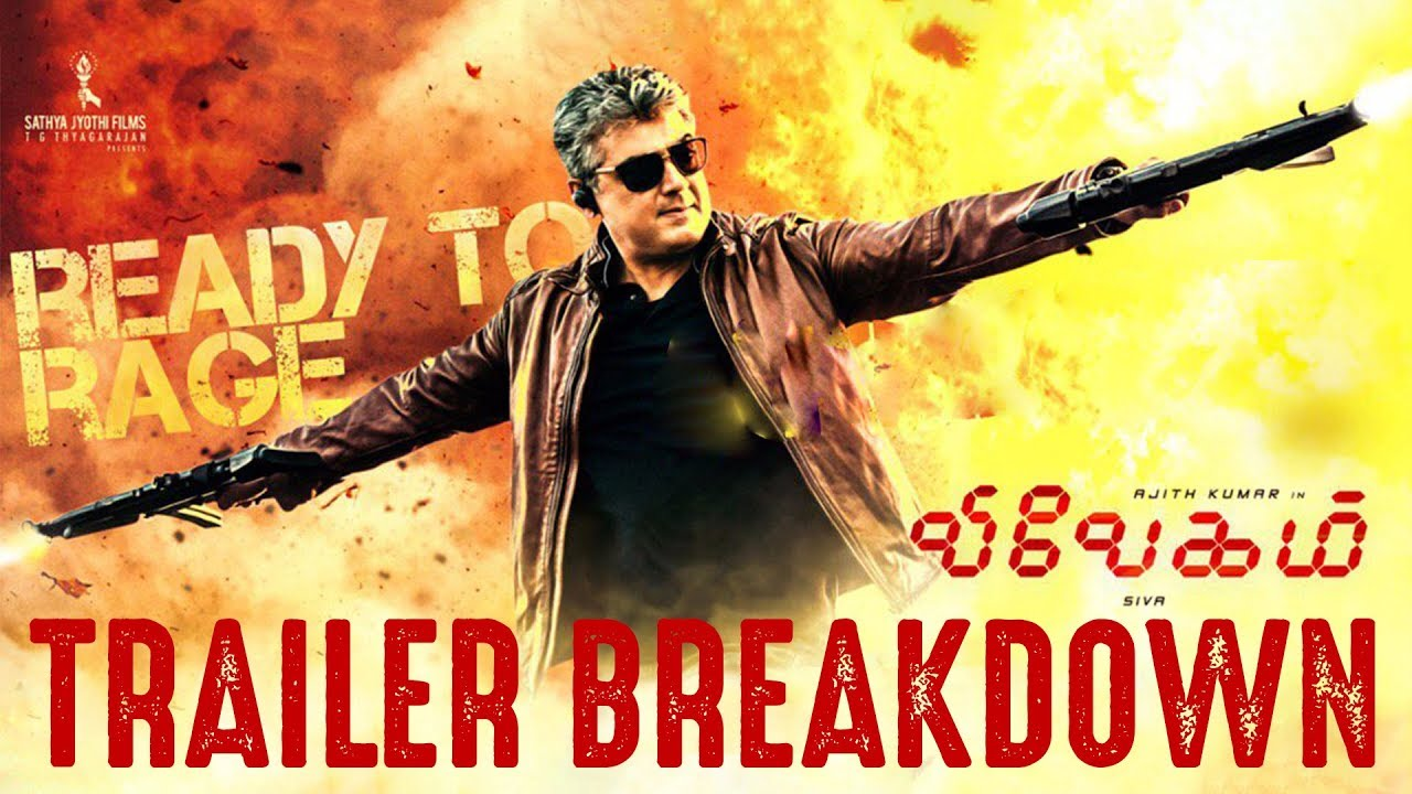 Vivegam Trailer Breakdown | Ajith Kumar | Fully Filmy
