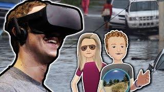 Video Mark Zuckerberg's VR Safari Through Puerto Rico MP3, 3GP, MP4, WEBM, AVI, FLV Juni 2018