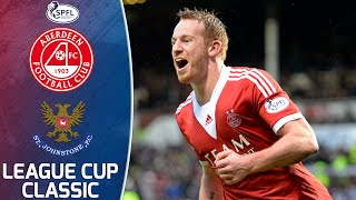 Dons book place in the Scottish League Cup Final! | Aberdeen 4-0 St Johnstone
