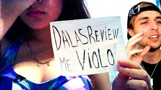 Lista de chicas que Dalas Review ha violado en...
