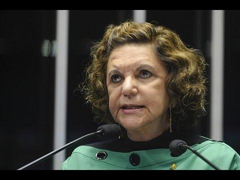 Lúcia Vânia apoia proposta que acaba com coligações em eleições proporcionais