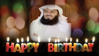 Allah-SWT.com Celebrating birthdays in Islam? Ask Mufti Menk