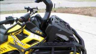8. 2011 CAN AM OUTLANDER MR 800R EFI  Used Atvs - Cabot,Arkansas