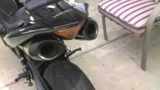 9. 2006 Yamaha R1 Akrapovic Evo II sound