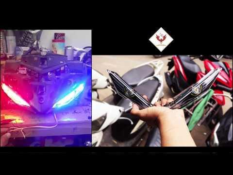 Đèn LED AUDI A8 Outlook (Mắt quỷ)