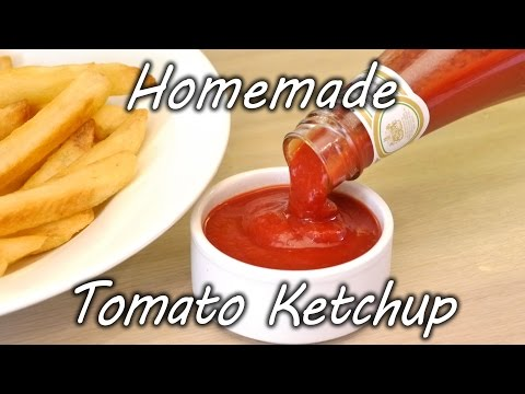 Learn To Make Your Own Ketchup In 2 Minutes