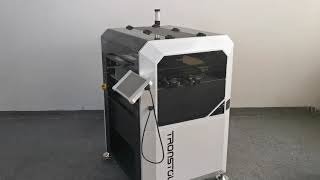 High-quality Pick and place machine Tronstol A1 with 4 heads+58 feeders+4 cameras Made in China youtube video