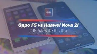 Video Oppo F5 vs Huawei Nova 2i Comparison + Review MP3, 3GP, MP4, WEBM, AVI, FLV Februari 2018