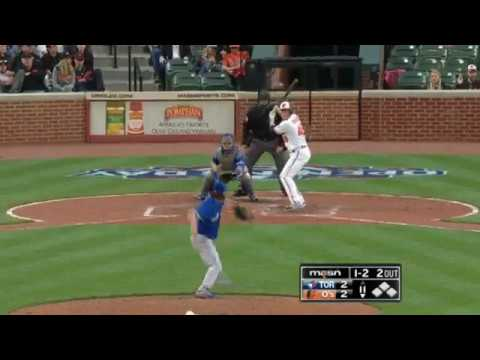 Baltimore Orioles Vs Toronto Blue Jays Mark Trumbo Walk Off Home Run 2017
