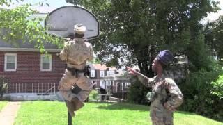 American Vs Nigerian Military Preparation