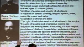 Russia: Empire to revolution (Nov. 3 class)