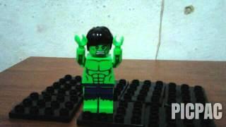 Lego Los Vengadores (trailer) #picpac #timelapse #stopmotion #lego