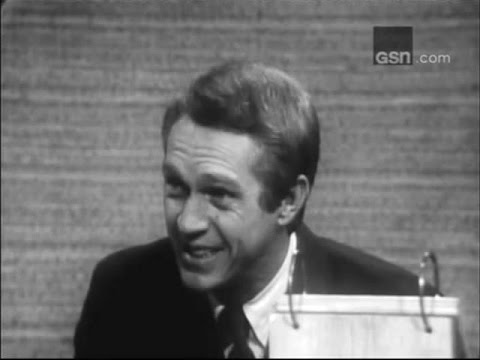 What's My Line? - Steve McQueen; PANEL: Steve Allen, Helen Gurley Brown (Dec 18, 1966)