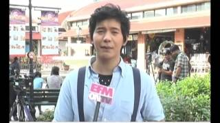 EFM ON TV 6 December 2013 - Thai TV Show
