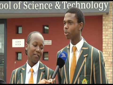 The Mandela School celebrates its first academic year