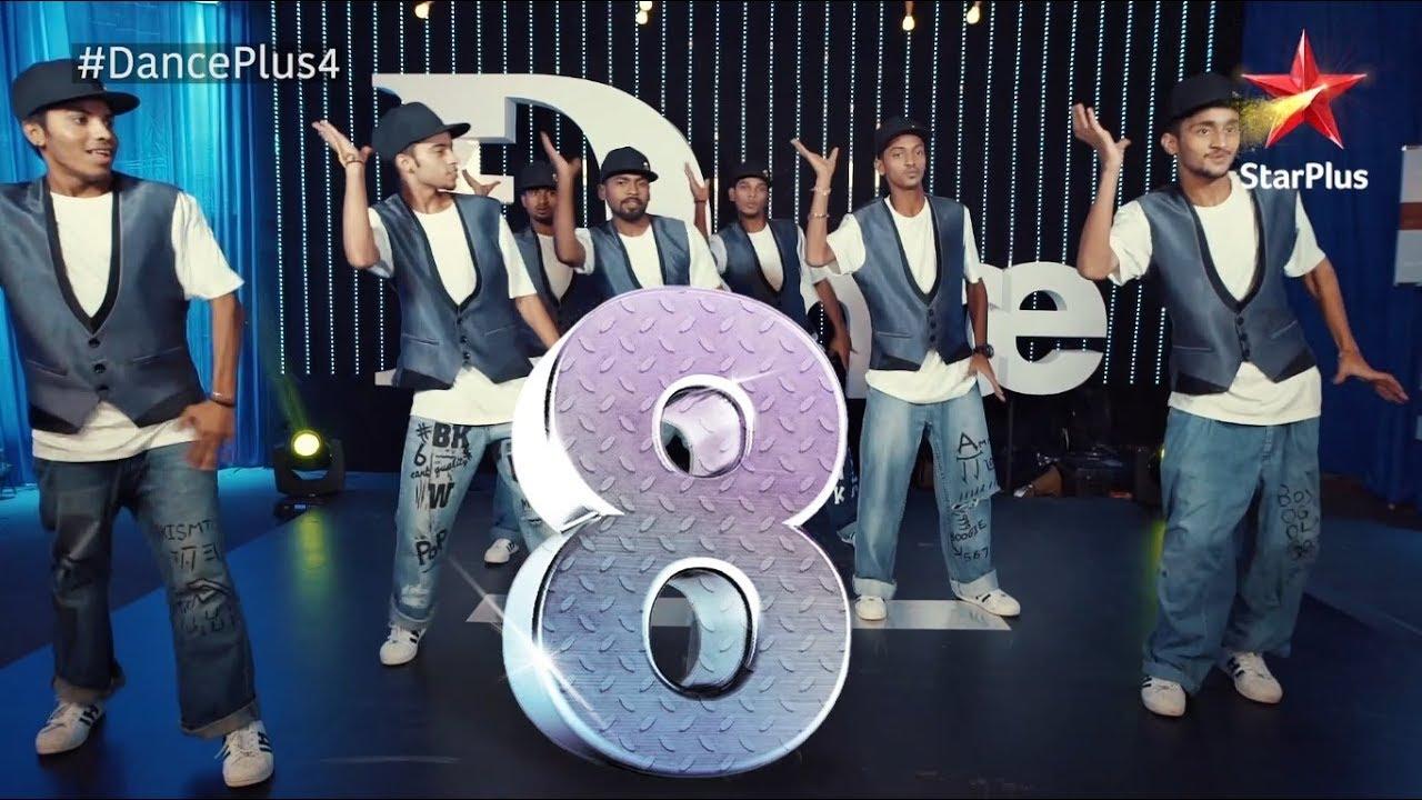 Dance+ 4 | 8 Days To Go