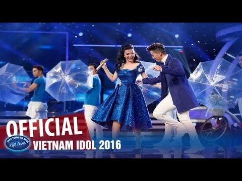 VIETNAM IDOL 2016 GALA 4 - LOVE LIKE YOU - ĐÔNG NHI