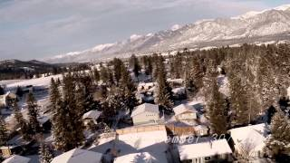 Invermere (BC) Canada  city photos : Drone of Invermere B.C.