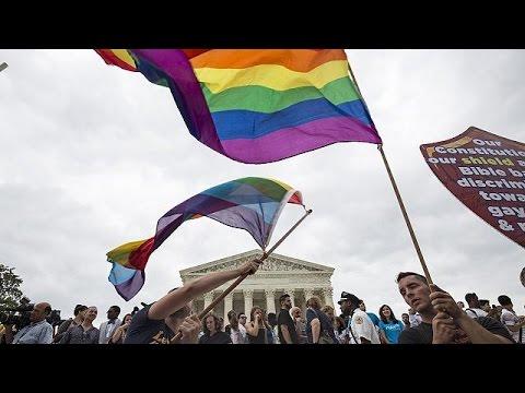 ΗΠΑ: Νόμιμοι οι γάμοι ομοφυλοφίλων σε όλην την επικράτεια