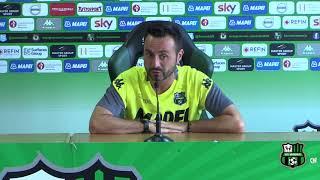 Sassuolo, le parole di mister De Zerbi alla vigilia del match contro la Ternana