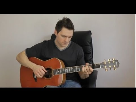 I Don't Want to Miss a Thing – Aerosmith – Acoustic Fingerstyle Interpretation