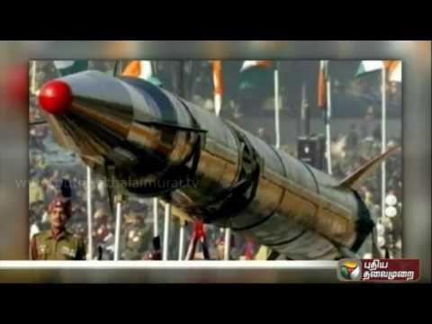 India-successfully-test-fires-nuclear-capable-Prithvi-II-missile-from-Odisha
